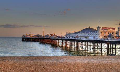 destination de vacances brighton