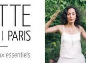 Bracelet Jonc Feuille Paulette Bicyclette