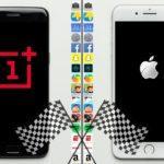oneplus 5 vs iphone 7 plus 150x150 - OnePlus 5 : le smartphone Android plus rapide que l'iPhone 7 Plus