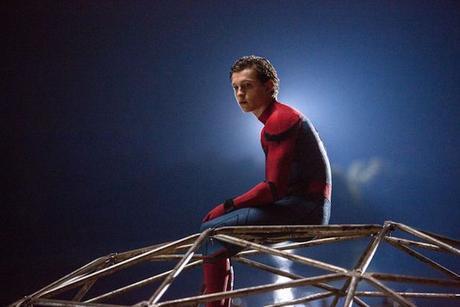 critique spiderman homecoming film