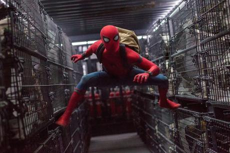 critique spiderman homecoming tom holland