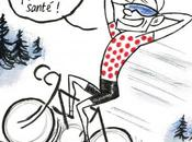 Caricature Tour France