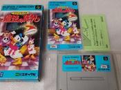 (Super Famicom) Donald Duck Mahou Boushi Collection Super Famicom