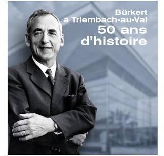 Bürkert à Triembach-au-Val, 50 ans d'histoire !