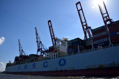 Hambourg, un vaisseau amiral sur l'Elbe