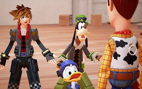 GAMING | Kingdom Hearts III : Un nouveau trailer dévoilé, prévu en 2018 sur PS4 et Xbox One !