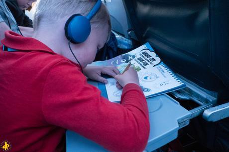 Air Transat testé et approuvé pour partir au Canada avec des enfants!