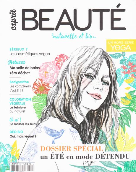 Esprit Beauté, concentré de beauté feel-good et naturelle