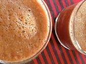 Soupe froide tomate-céleri
