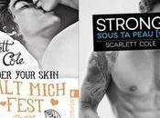 Couverture Game: Quel votre couverture préféré Sous peau Scarlett Cole