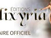 Découvrez nouveau partenaire Editions Elixyria