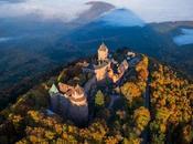 Château Haut-Kœnigsbourg chateau fort vivant fois
