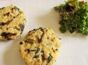 Galettes algues bourrache (Vegan)