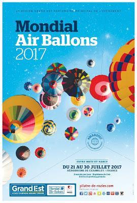 '' Passeport pour L'aventure '' : Les 30 jeunes lauréats prêts pour le Mondial Air Ballons 2017®