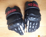 Gants escrime amhe dragon