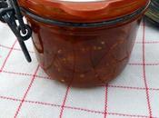 Chutney Tomates-Aubergines