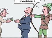 Emmanuel Macron, Robin Bois riches