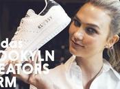 Karlie Kloss nous propose visite Creative Farm d'Adidas Brooklyn