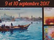 12ème festival d'aquarelle Pouilly-les-Nonains