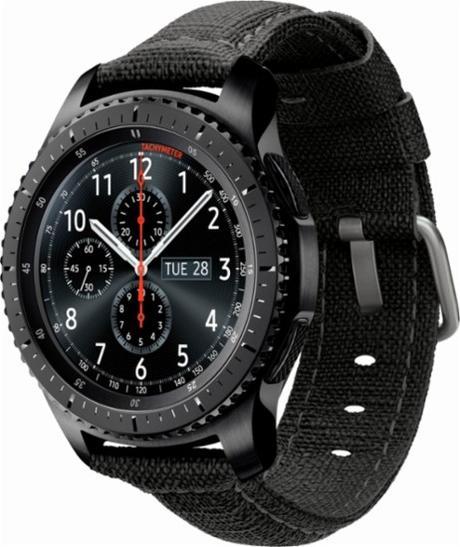 Samsung Gear S3 Tumi Edition maintenant disponible