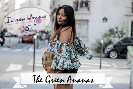 Interview ~ Clarisse de The Green Ananas