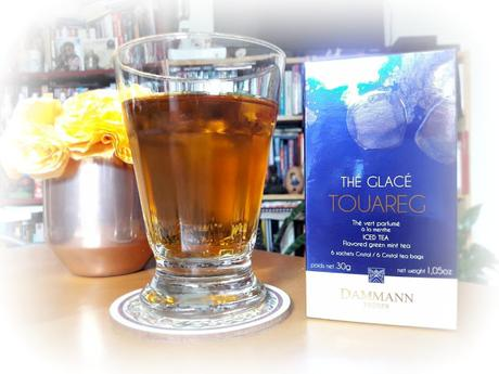 thé glacé tisane Dammann Frères Comptoirs Richard cocktail accords fromage tisane