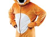 Costume renard homme