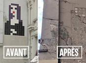 Deux faux employés Ville Paris dérobent Space Invaders
