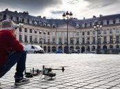 Tournage Place Vendôme
