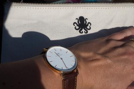 Look d'été & Cabas Maison Octopus