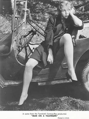Cirque en révolte - Man on a Tightrope, Elia Kazan (1953)