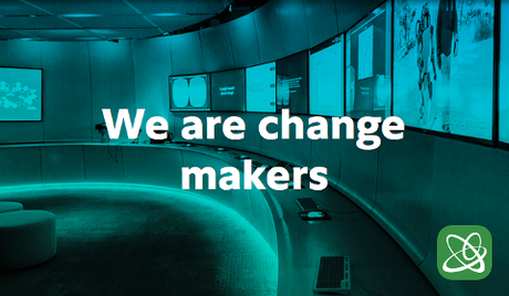We are change makers