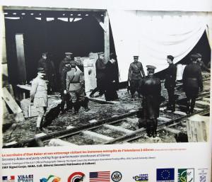 Patrimoine et Culture à GIEVRES Commémorations du Centenaire 1917/1919 l'Armée Américaine en Sologne