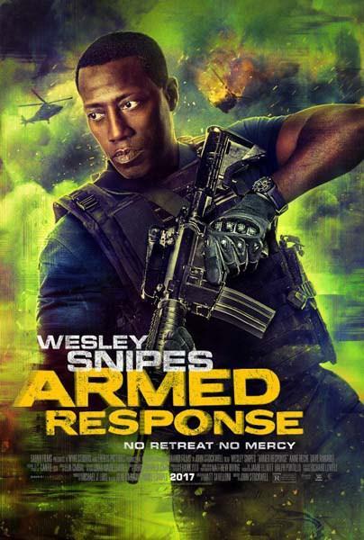 ARMED RESPONSE (TEASER)