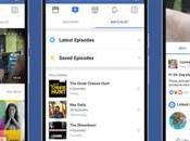 Watch, nouveau service vidéos originales Facebook