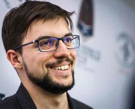 Le Français Maxime Vachier-Lagrave remporte le tournoi d'échecs en solo avec 6 points sur 9 - Photo © site officiel