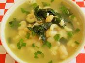 Soupe Haricots (Vegan)