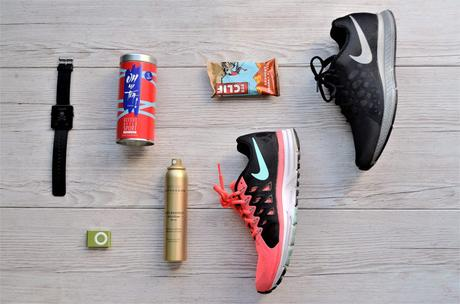 * Mes indispensables pour le running