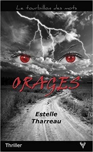 Orages de Estelle Tharreau