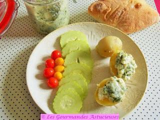 Sauce aromatique crémeuse sans crème (Vegan)