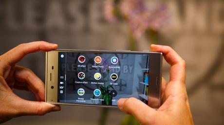 Vente Flash : Jusqu'à -300€ (sans forfait) sur le Sony Xperia XZ