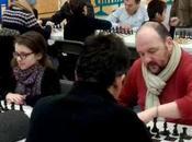 fans français Kasparov fêtent retour échecs