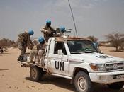 Mali Minusma visée double attaque armée