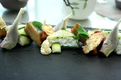 Artichauts, brousse… © Gourmets&co