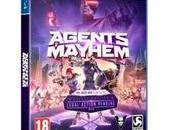 Agents Mayhem Trailer lancement