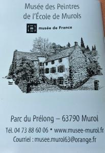 Musée de Murol  exposition  » 2006/2016 –  10  ans d'acquisitions » jusqu'au 31 Octobre 2017