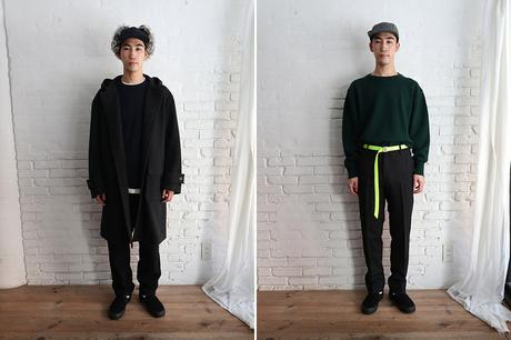 UNIVERSAL PRODUCTS – F/W 2017 COLLECTION LOOKBOOK