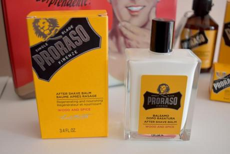 Huile à barbe Proraso Wood and Spice