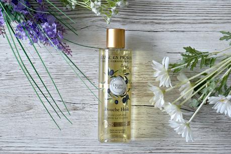 L'huile de douche qui emmène en Provence