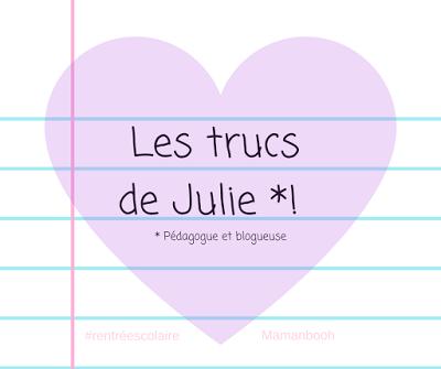 Matériel scolaire: les coups de coeur et les flops de Julie!